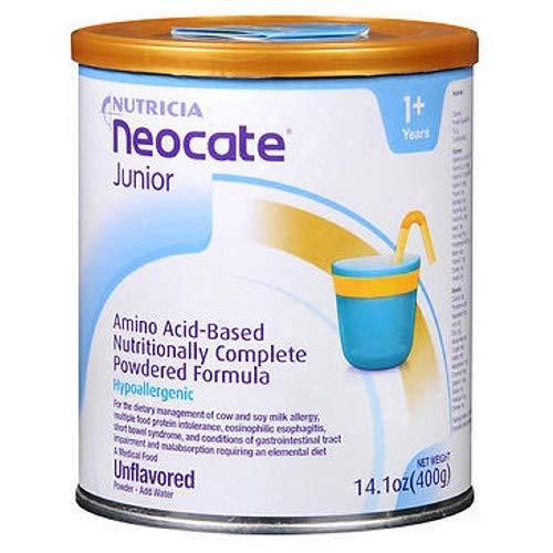 Nutricia Neocate Junior Formula Pulver, 13,3333 Unzen von (2er Pack) - Alba-peeling