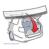 Lackschutzfolie Schutzfolie Ladekantenschutz transparent 150µm und passgenau für Fahrzeugmodell Siehe Beschreibung – Lackschutz Autoschutzfolie passend