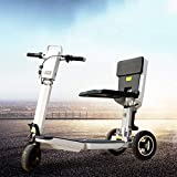 SZ-DDC Power Long Distance Wheelchair Folding Mobility Elderly Disability Scooter