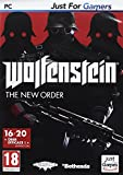 Bethesda Wolfenstein: The New Order, PC Basic PC English, French - video games (PC, Basic, PC, FPS (First Person Shooter), M (Mature), English, French, MachineGames)