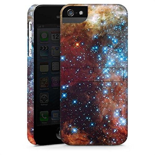 Apple iPhone 4 Housse Étui Silicone Coque Protection Galaxie Motif Motif CasStandup blanc