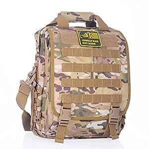 tofern sac dos militaire 14 pouces dos pour ordinateur cartable sac de voyage. Black Bedroom Furniture Sets. Home Design Ideas