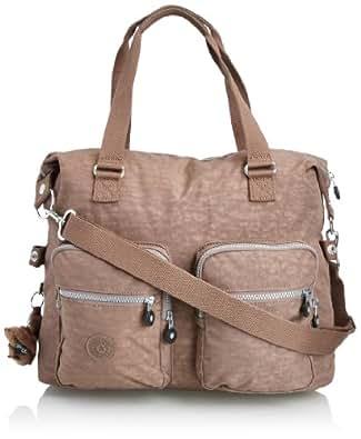Kipling Women's Erasto N Top-Handle Bag K12390757 Monkey Brown