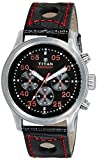 Titan Ocatne 1634SL05 Analog Watch