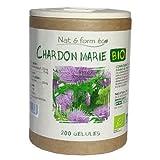 Chardon-Marie Bio Éco-responsable - 200 gélules