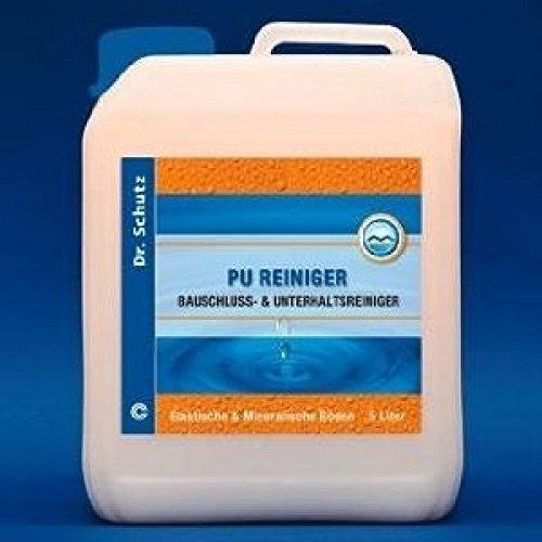 Dr Schutz - PU Reiniger - 10 Liter Test