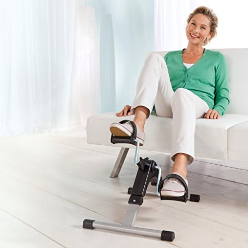 Berry Mini Plastic Metal Total Body Ecerciser Cum Cardio Cycle With Digital Display  available at amazon for Rs.1689