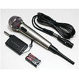 Profi Set: Wireless Mikrofon für Wii PS4 PRO PS3 Xbox 360 Xbox ONE PC + Universal USB Adapter
