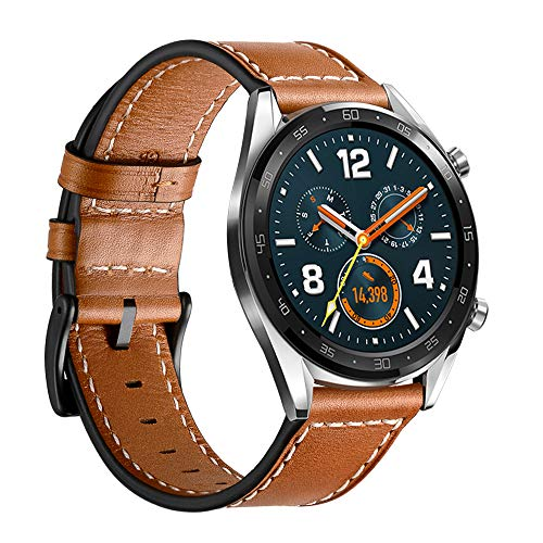 Leafboat Compatible con Correa Huawei Watch GT
