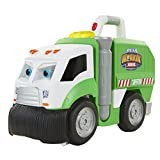 Enlarge toy image: Real Workin Buddies: Mr Dusty The Super Duper Toy Eating Garbage Truck
