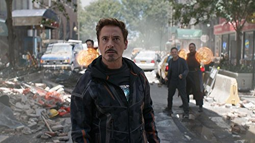 Image de Avengers : Infinity War [Blu-ray]