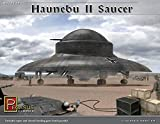 Haunebu II Saucer 1/144th Scale Model Kit