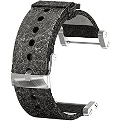 Suunto Core Leather   Strap - Black