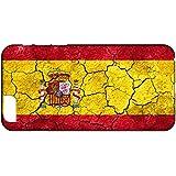 Funda Carcasa para iPhone 6 Bandera ESPAÑA 03