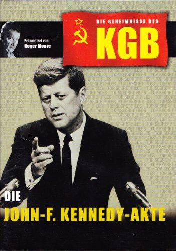 Preisvergleich Produktbild Die Geheimnisse des KGB - Die John-F. Kennedy-Akte