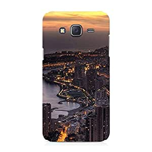 Hamee Designer Printed Hard Back Case Cover for Samsung Galaxy On Nxt Design 3515