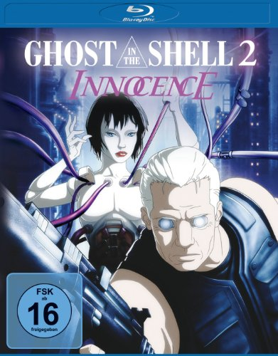 Bild von Ghost in the Shell 2 - Innocence [Blu-ray]
