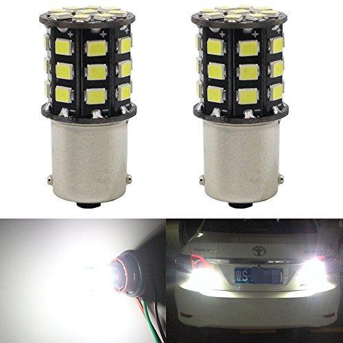 LAMPADINA LED BA15S 12V 24V CAMPER CAMION 4500K