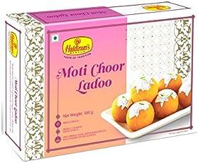 Haldiram'S Nagpur Motichoor Laddu 400Gm (Pack of 1)