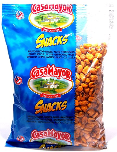 Preisvergleich Produktbild Sti - Casa Mayor - Geröstete Maiskörner mit CHILI Aroma (400g)