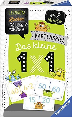 Ravensburger Kartenspiel Das Kleine 1x1 41581