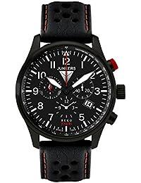 Junkers HAU Chronograph Analog Quarz Ronda 5130.D 6680-4