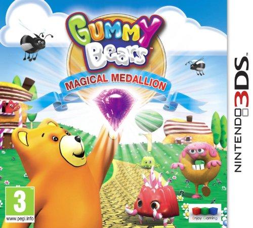 Gummy Bears Magic Medallion (Nintendo 3DS)