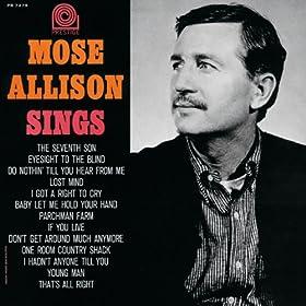 Mose Sings (Rudy Van Gelder Remaster)