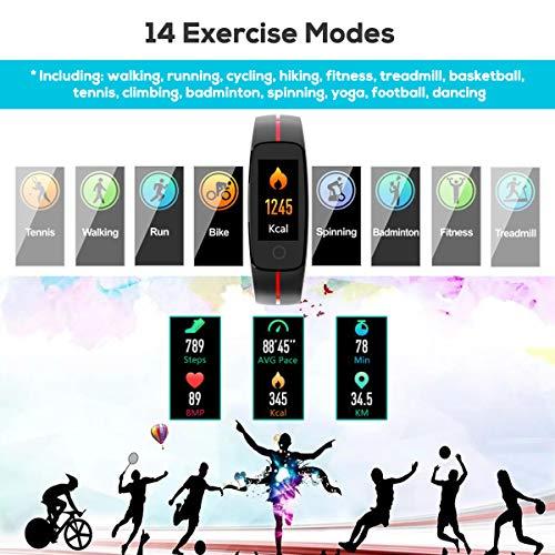 Zoom IMG-3 latec fitness tracker ultima versione