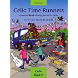 Cello Time Runners Book 2+ CD/Oup