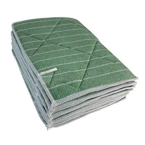 Muxel Bambus - Vorreinigungstücher - 10er - Set (Fenster-reiniger Tücher)
