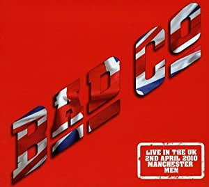 Live At Manchester M.E.N.