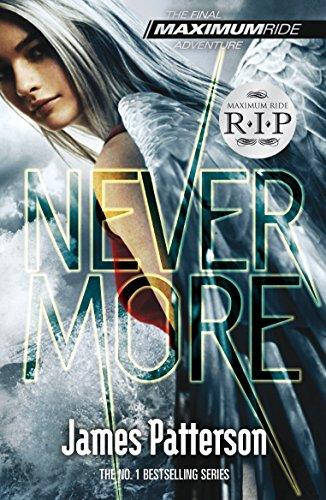 Maximum Ride: Nevermore (Rick Riordan-box)
