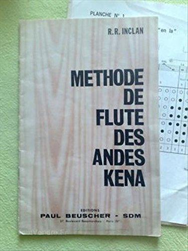 Méthode de flûte des Andes Kena