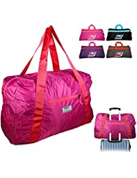 Foldable Duffel Bag Mangrove 46 Liter Lightweight Travel Luggage Collapsible Storage Bag For Shopping Gym Sports...