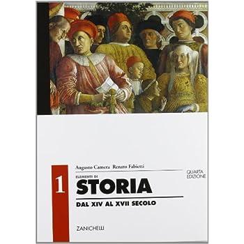 Elementi Di Storia. Per Le Scuole: 1