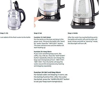 Glas-Wasserkocher-mit-Temperatureinstellung-Elektrischer-Wasserkessel-Teekocher-Teekessel-Kettle-Kabellos-LED-Beleuchtung-Temperatureinstellung-17-Liter-2200-Watt