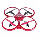 SuperToy(TM) UFO 6 Axis Gyro 2.4G 6CH RC Quadcopter 360 Degree Rollover Aircraft Helicopter Drone