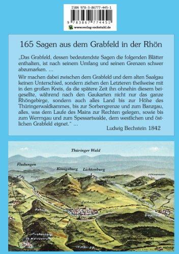 Sagenbuch der Rhön - Das Grabfeld 1842: Alle Infos bei Amazon
