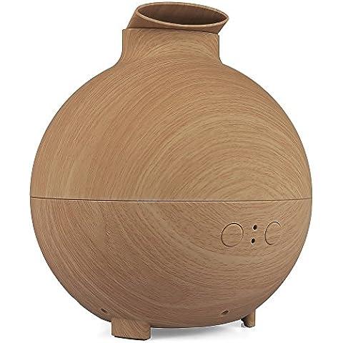 Leaning Tech LG de B19600ml aroma difusor humidificador ambientador Humidifier con madera