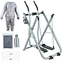 Fitness Minutes, Air Walker Premium, Silver