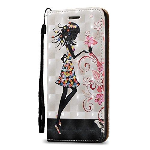 Phone case & Hülle Für iPhone 6 Plus / 6s Plus, 3D Relief Schädel Pattern Horizontal Flip Leder Tasche mit Halter & Card Slots & Lanyard ( SKU : Ip6p0621e ) Ip6p0621e