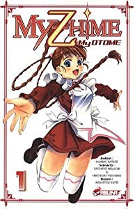 My Z-Hime Edition simple Tome 1