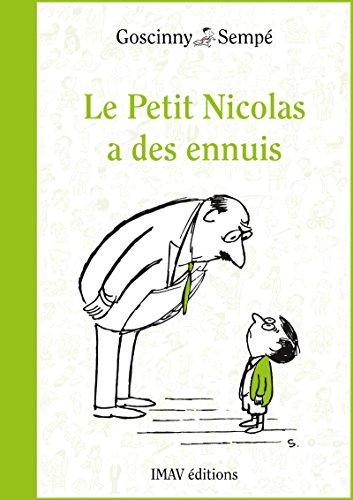 Le Petit Nicolas A Des Ennuis Ebook Rene Goscinny Jean