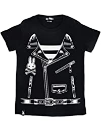 Six Bunnies - Camiseta de manga corta - para niño