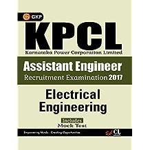 KPCL Karnataka Power Corporation Limited Assistant Engineer, Electrical Engineering 2017