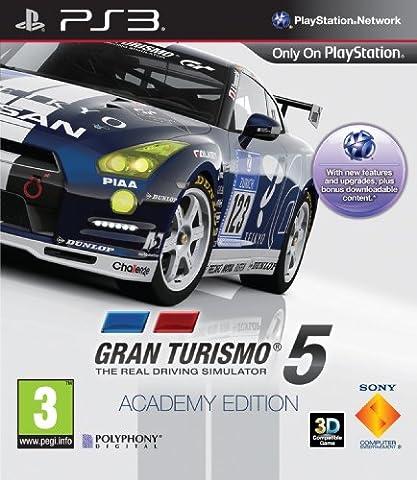 Gran Turismo 5 - academy edition [import anglais]