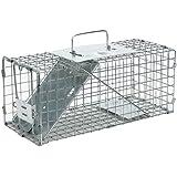 Havahart 1077 Live Animal Professional Style 1-Door Squirrel/ Rat Cage Trap