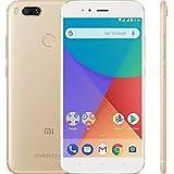 """Xiaomi Mi A1 SIM doble 4G 64GB Oro - Smartphone (14 cm (5.5""""), 4 GB, 64 GB, 12 MP, Android, Oro)"""