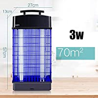 WYX 220V LED Electric Shock Mosquito Killer Lamp Anti-fly lights Radiationless Light Trap Lamp Physical Mosquitoes Traps Saving Anti Mosquito Lamp